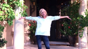 Eileen Davidson Gives Us a House Tour