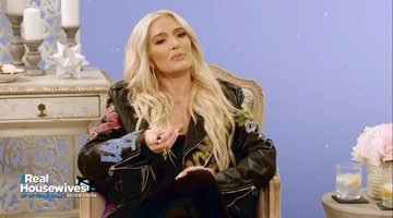 Erika Jayne Still Doesn't Understand Why She's Supposed to Be Offended by Lisa Rinna's Impersonation