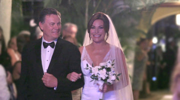 Here's Your First Look at Luann's Wedding