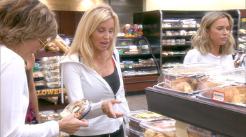 The Real Housewives of Beverly Hills Go Grocery Shopping