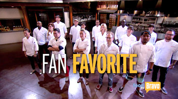 Vote for your favorite chef!