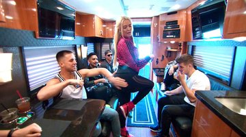 What Life Is Life on Erika's Tour Bus