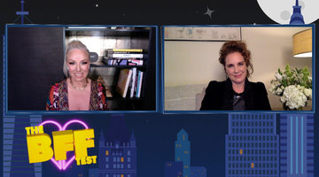 Elizabeth Perkins & Margaret Josephs Take the BFF Test
