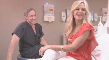 Tamra Doubles Up on Botox
