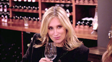 Sonja Morgan Is Not a Jealous Person