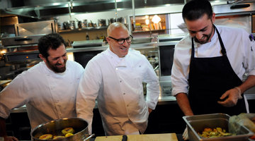 Win a Mentorship with Tom Colicchio!