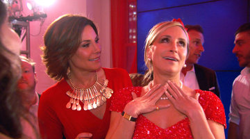 Sonja Morgan Loses Another Tooth