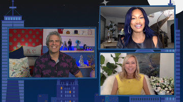 Garcelle Beauvais & Sutton Stracke Talk Denise Richards & Brandi Glanville