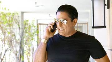 "Reza Farahan Asks Mercedes ""MJ"" Javid If She Set Him Up"