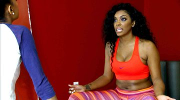 Porsha Williams Calls Out Her Sister