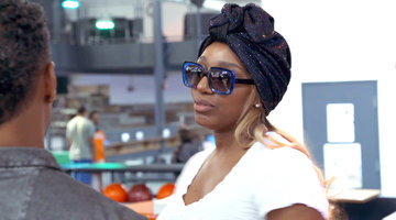 "Why Nene Leakes Is ""Scared"" of Marc Daly"