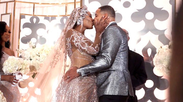 Cynthia Bailey and Mike Hill Are Officially Married!