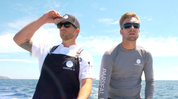 Get to Know the Below Deck Sailing Yacht Crew