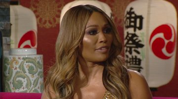 Is Cynthia Bailey Insecure?