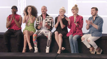 Project Runway Embarks on a Fashion First