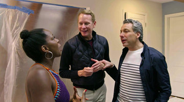 Is This Client About to Kill Carson Kressley or Thom Filicia?