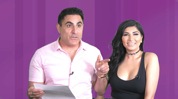 Which Real Housewives Moment Made Reza Farahan Rewind 5 Times?