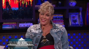 Pink Addresses the Christina Aguilera Beef