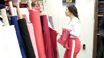 The Project Runway Designers Are Seeing Red...