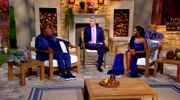A Sneak Peek at Quad Webb-Lunceford's Sit Down with Dr. Greg