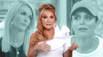 Sonja Morgan Reflects on Bethenny Frankel Losing Dennis Shields