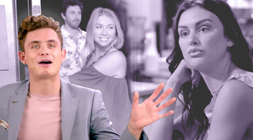 This Is How James Kennedy Feels About Lala Kent and Raquel Leviss' Confrontation