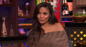 Did Sanaa Lathan Date French Montana?