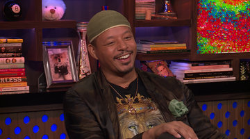 Terrence Howard's Experience on 'Glitter'