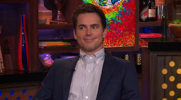 Did Matt Bomer Witness Drama Between Alex Pettyfer & Channing Tatum?
