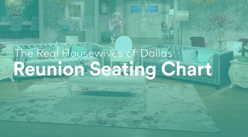 Check Out The Real Housewives of Dallas Season 2 Reunion Seating Chart