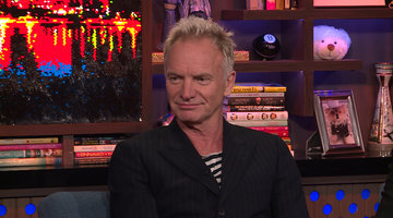Sting on 'Exploitative' Singing Competitions
