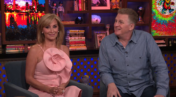 Sonja Morgan Says She was Held at Knifepoint