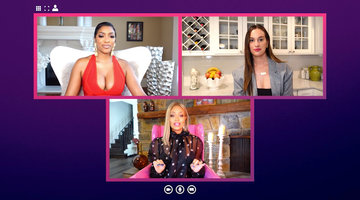 Porsha Williams, Gizelle Bryant, and Hannah Berner's Take on Oprah's Meghan Markle and Prince Harry Interview