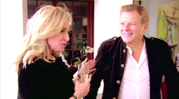 Sonja Morgan's Going on a Blind Date