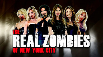 The Real Zombies of NYC