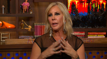 Vicki Gets No Support from #RHOC 'Wives
