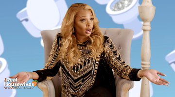 Is This the Real Reason Shamari DeVoe Threw Up in Nene Leakes' Bathroom?
