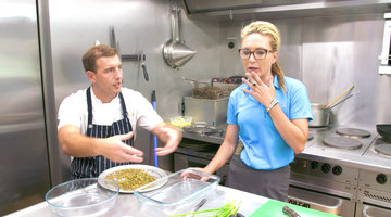 "Kate Chastain Is ""Sick and Tired"" of What Comes Out of Chef Kevin's Mouth"