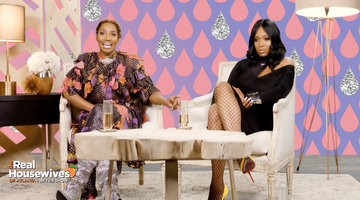 Nene Leakes Reveals Why Gregg Sent the Text that Terrified Marlo Hampton