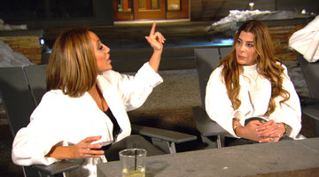 Next on RHONJ: So Much for Relaxing