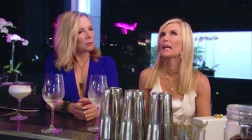 Ramona Singer and Tinsley Mortimer Go for a Night Out on the Town