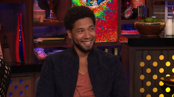 Jussie on Taraji & Terrence's Relationship