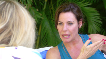Luann de Lesseps Doesn't Think the Ladies Want to See Her Do Well