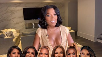 Toya Bush-Harris Throws Some Shade at Her Castmates