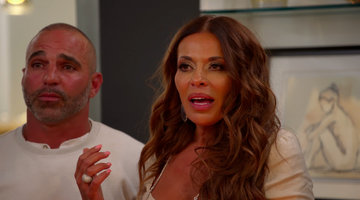 Dolores Catania Storms Out After Everyone Attacks Her Relationship With David Principe