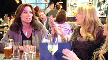 Luann Is Still Salty About Carole and Adam