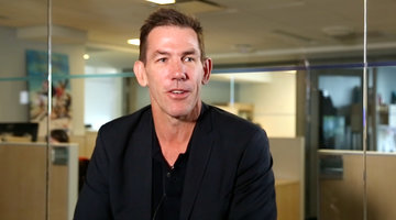 Thomas Ravenel Reveals the Most Challenging Part of Fatherhood