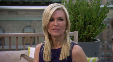 Tinsley Mortimer's Mom Isn't So Sure About Her Relationship