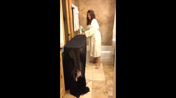 Ken Captures Lisa Vanderpump Ironing