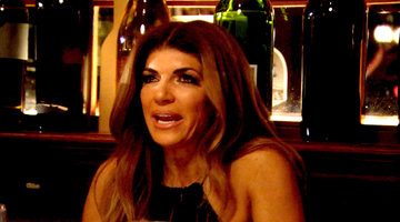 Teresa Finally Shows a Hint of Anger Toward Joe Giudice
